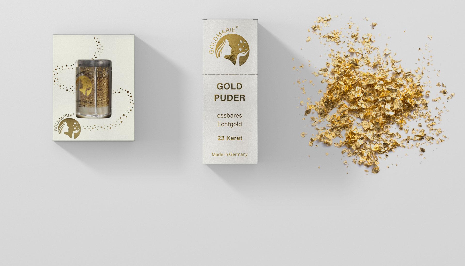 Goldmarie Produkte