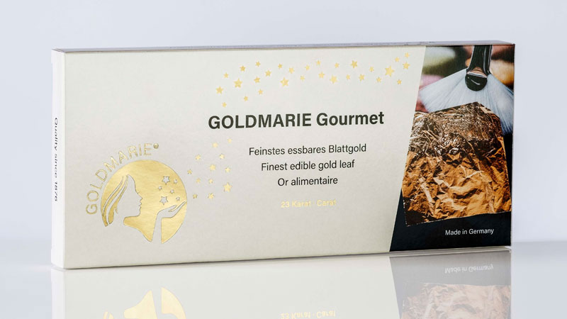 Goldmarie Goumet Set